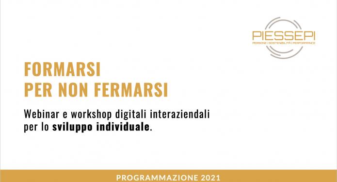 Il programma Webinar 2021